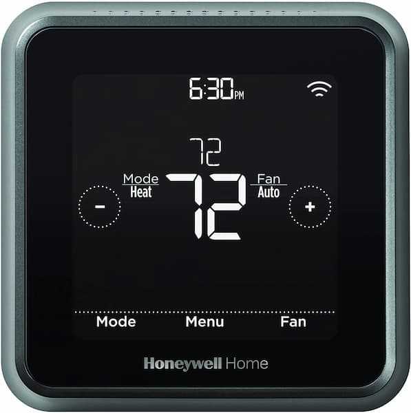 Honeywell T5 Home Wi-Fi Touchscreen Smart Thermostat