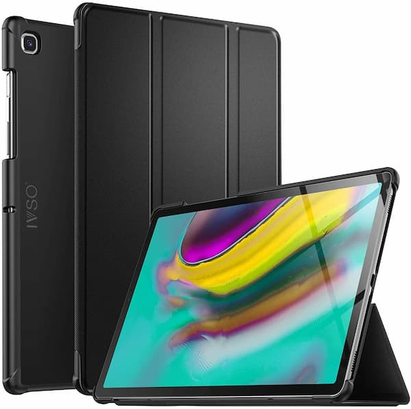 IVSO Case for Samsung Galaxy TAB S5e (Ultra Lightweight Protective)