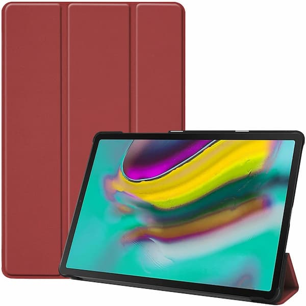Lightweight Slim case Smart Stand Cover Compatible for Samsung Galaxy Tab S5e