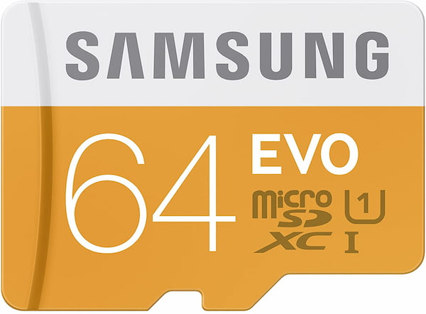 Micro SDXC Memory Card with Adapter for Hero 8 Black