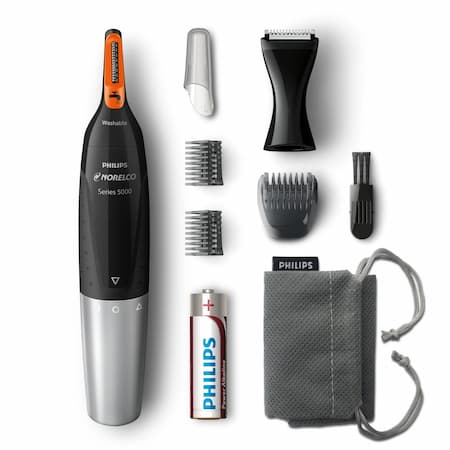 Philips Norelco Washable Nose Hair Trimmer