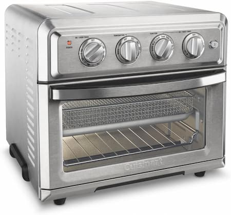 Cuisinart Best Rated Airfryer Convection Toaster Oven