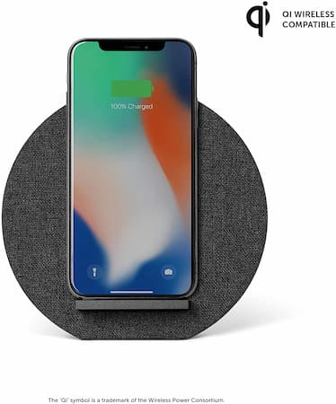 Native Union Dock Wireless Charger Stand